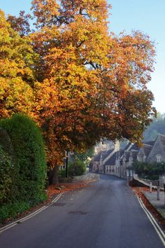Castle Combe, England [Cotswolds]