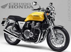 2016 Honda CB1100 Concept Review - Motorcycles - CB Cafe Racer / Vintage Retro Style Bike CB 1100