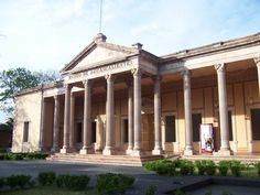 Museo de Aguascalientes (Aguascalientes Museum). Built in 1903, it has two large patios in its interior. It is an art museum.