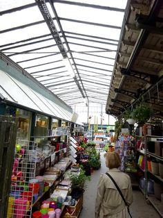 Paris Markets, Street View