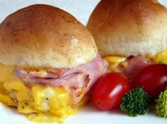 Hot Ham and Cheese Sandwiches with Onion Butter | Tasty Kitchen: A Happy Recipe Community!