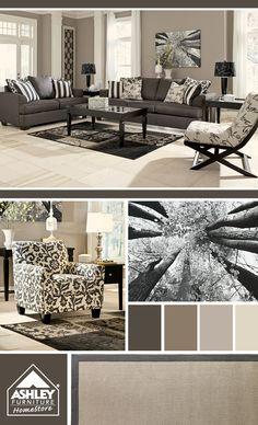 Popular Living Room Furniture - New Ideas Home Living Room, Popular Living Room Furniture, Living Room Furniture, Living Room Colors, New Living Room, Home Decor, Living Room Grey, Interior Design, Home And Living