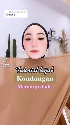Square Hijab Tutorial, Simple Hijab Tutorial, Pashmina Hijab Tutorial, Hijab Style Tutorial, Modern Hijab Fashion, Street Hijab Fashion, Hijab Fashion Inspiration, Stylish Hijab, Hijab Casual