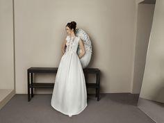 #antonioriva #wedding #weddingdress #madeinitaly #design #bridalfashion #modasposa #sposa #bride #dress #fashion #moda #collezionisposa #nozze www.antonioriva.com