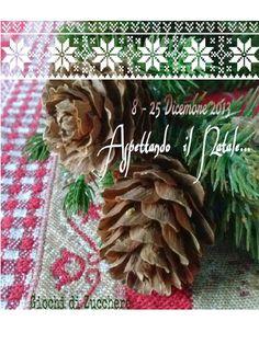 """Raccolta di ricette natalizie dei lettori del blog """"Giochi di zucchero"""""""