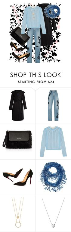 """""""Nothing But Love"""" by april-wilson-nolen ❤ liked on Polyvore featuring The Row, Jonathan Simkhai, Karen Millen, Tory Burch, Christian Louboutin, Cozy by LuLu, Kate Spade and Links of London"""