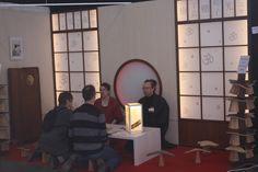 Handmade booth