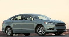 2015 Ford Fusion Hybrid: an expensive, fine vehicle