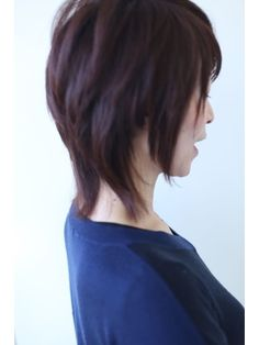 Cut And Style, Cut And Color, Short Hair With Layers, Short Cuts, Shaggy, Hairstyles Haircuts, My Hair, Salons, Short Hair Styles