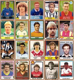 How every Premier League manager looked before they were managers.
