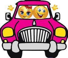 Emoji couple in car Love Smiley, Happy Smiley Face, Emoji Love, Smiley Faces, Smiley Emoji, Cute Faces, Funny Faces, Naughty Emoji, Emotion Faces