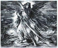 ARCHANGEL GABRIEL by Gabe Lorden of Philadelphia, Pennsylvania,