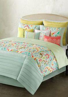 Home Classics Interlude 10-pc. Comforter Set