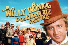 Willie Wonka and the Chocolate Factory - This version is a must see.  Loved it as a child - still do.