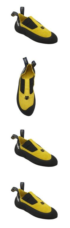 Women 158979: Evolv Addict Climbing Shoe Yellow 13 Womens Rock Climbing Shoes, New -> BUY IT NOW ONLY: $110.83 on eBay!