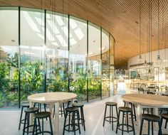 Image 1 of 10 from gallery of Fazer Visitor Center & Meeting Center  / K2S Architects. Courtesy of K2S Architects