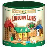 Lincoln Logs Double T Ranch