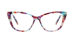 Dolled Up Dazzling - Love getting all dolled up? With their bold cateye shape, these large frames will flawlessly succeed to express your delightful fancy and feminine side.