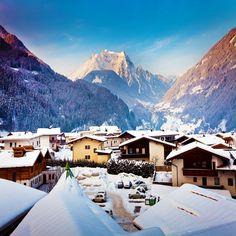 Mayrhofen in Tirol