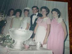 Fox  Alford Wedding 2 Family Escorted In