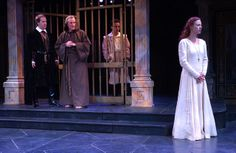 Utah Shakespeare Festival's 2003 production of Measure for Measure.