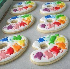 art cookies :)