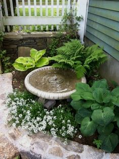 35 Front Yard and Backyard Landscaping Ideas For Beautiful Spring Garden - Homef. 35 Front Yard an Small Front Yard Landscaping, Backyard Landscaping, Landscaping Design, Landscaping Software, Deck Design, Florida Landscaping, Sloped Backyard, Small Front Yards, Corner Landscaping Ideas