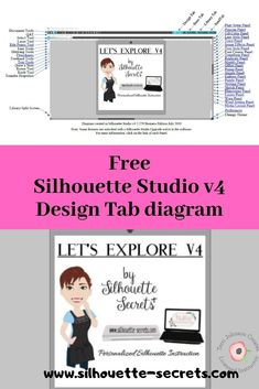 Let's Explore – Silhouette Studio – Silhouette Secrets+
