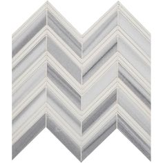 Chevron Natural Stone Mosaic Tile | Arizona Tile