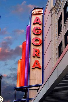 The World Famous Cleveland Agora Theatre and Ballroom. The creation of the late Henry Loconti of Independence, OH. Cleveland Rocks, Cleveland Ohio, Cincinnati, Cleveland Scene, Cleveland Concerts, The Buckeye State, Summit County, Ohio Usa, Local Attractions