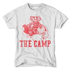 Wisconsin The Camp T-Shirt