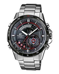 Ρολόι Casio Edifice Anadigi Chronograph ERA-200DB-1AVER