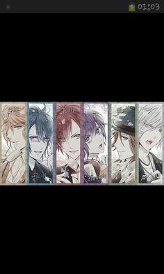 I Love The Diabolik Lovers Vampires Shu Sakamaki