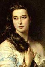 Barbara Dmitrievna Mergassov Rimsky-Korsakova | Barbara Dmitrievna Mergassov Rimsky-Korsakova byWinterhalter, Franz ...