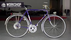 Peugeot UO-8 71'? #vintagebike  #retrobike
