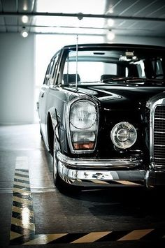 Mercedes-Benz 600...owners of the MB dealership I worked for had one! Beautiful!!!