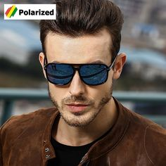 aa7ccf7e02 JackJad 2018 Fashion Classic Square Aviation Style Polarized Sunglasses Men  Driving Brand Design Sun Glasses Oculos