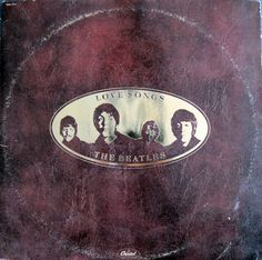 The Beatles - Love Songs. I loved this album and I wish they'd re-release this on CD
