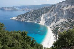 Myrtos Beach #Kefalonia, #Greek Island