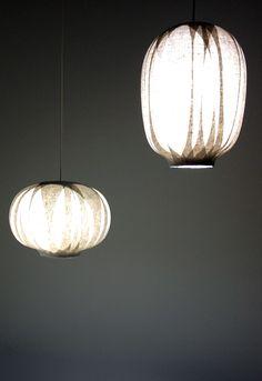 Milano Euroluce 2013: Nuno Lamps By Nendo For Vibia Leuchten, Wohnzimmer,  Lichtinstalation,