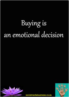 Buying is an emotional decision Company Signage, Beer Company, Social Media Training, Creating A Brand, Market Research, All About Time, Told You So, Motivation, Words