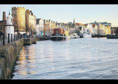 The Shore at Leith.Scotland