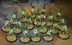 Sylvaneth & Wanderers, By Andy Dunn | Armies on Parade