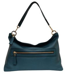 New Town Bag Small - Emerald