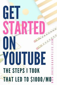 Tip One idea to have hits is via your video material. It is far better to make a video containing quality content onto it, as compared with upload. Youtube Hacks, You Youtube, Youtube Money, Youtube Video Ideas, Making Money On Youtube, Free Youtube, Video Tutorials, Make Money Blogging, Way To Make Money
