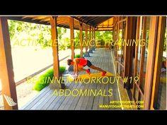 ART Method @ Home | Beginner ABDOMINAL Workout #19 | Yoga Block Workout | Terri Walsh - YouTube