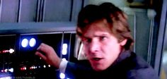 The Many Expressions of Han Solo