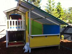 Another awesome My Cubby #cubbyhouse #cubby #cubbies #Australia