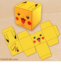 FREE Pokemon Party Printables Are you looking to have an Pokémon themed birthday with Pikachu and A. Pokemon Cupcakes, Pokemon Party, Pokemon Birthday, Party Printables, Pokemon Printables, Birthday Party Celebration, Lego Birthday Party, Birthday Bunting, Pikachu