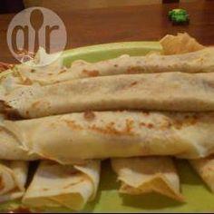 Foto de receta: Receta Básica de Panqueques